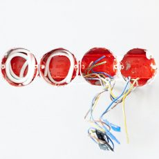Steckdosen Montage Elektrik